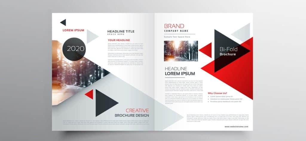 Brochure Diptico