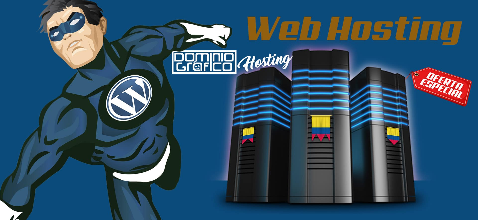 web hosting colombia