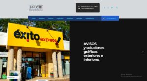 diseño web pro-ind